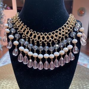 Sophia and Kate earring and necklace set